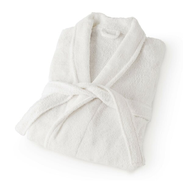 Terry 100% Cotton Bathrobe by Martex